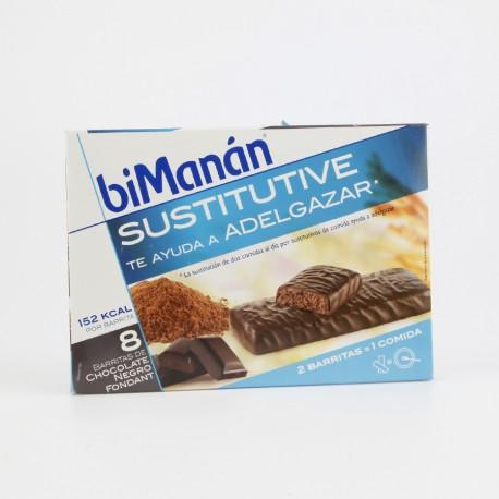 BIMANAN BARRITA CHOCOLATE NEGRO FONDANT 40 G 320