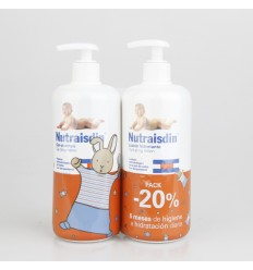 NUTRAISDIN GEL 500ML  LOCION 500ML 20 DTO