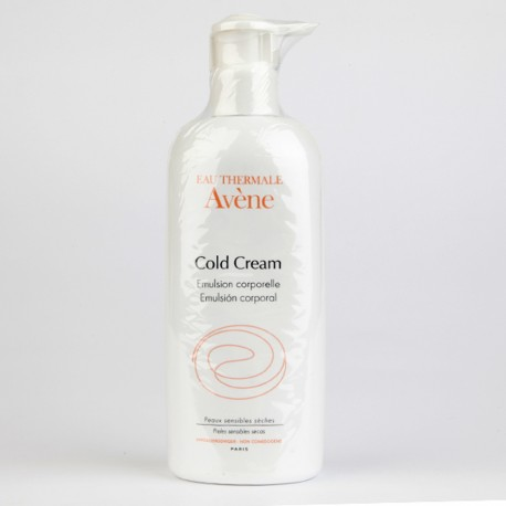 AVENE EMULSION CORPORAL AL COLD CREAM 400 ML