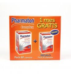PHARMATON COMPLEX 60 CAP  30 CAPS GRATIS
